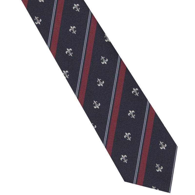 ユリクレスト・紺赤ネクタイ スターライトファンタジー