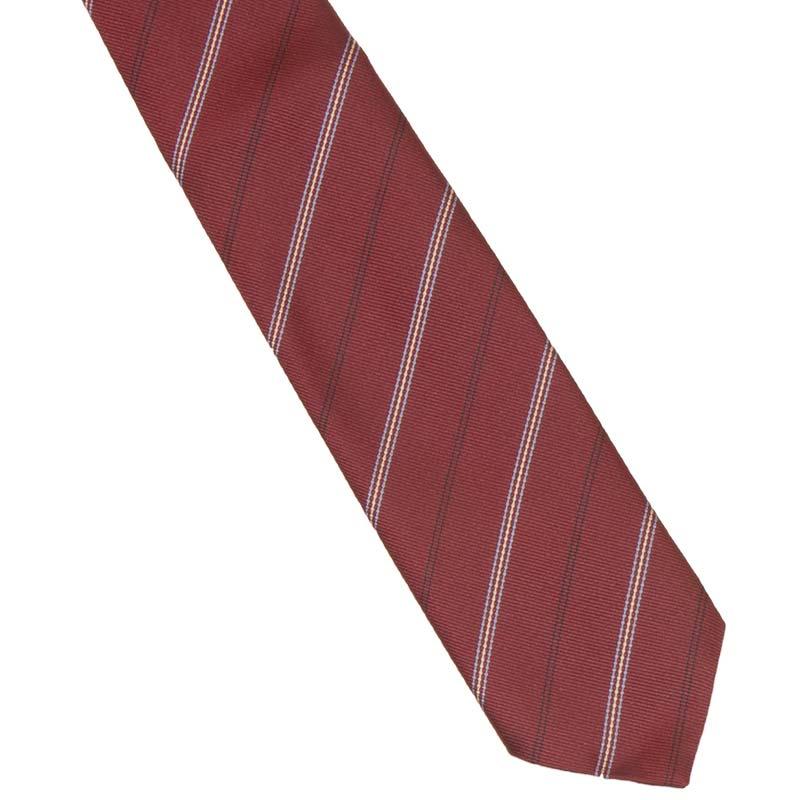 えんじしまネクタイ ときめきのルージュ
