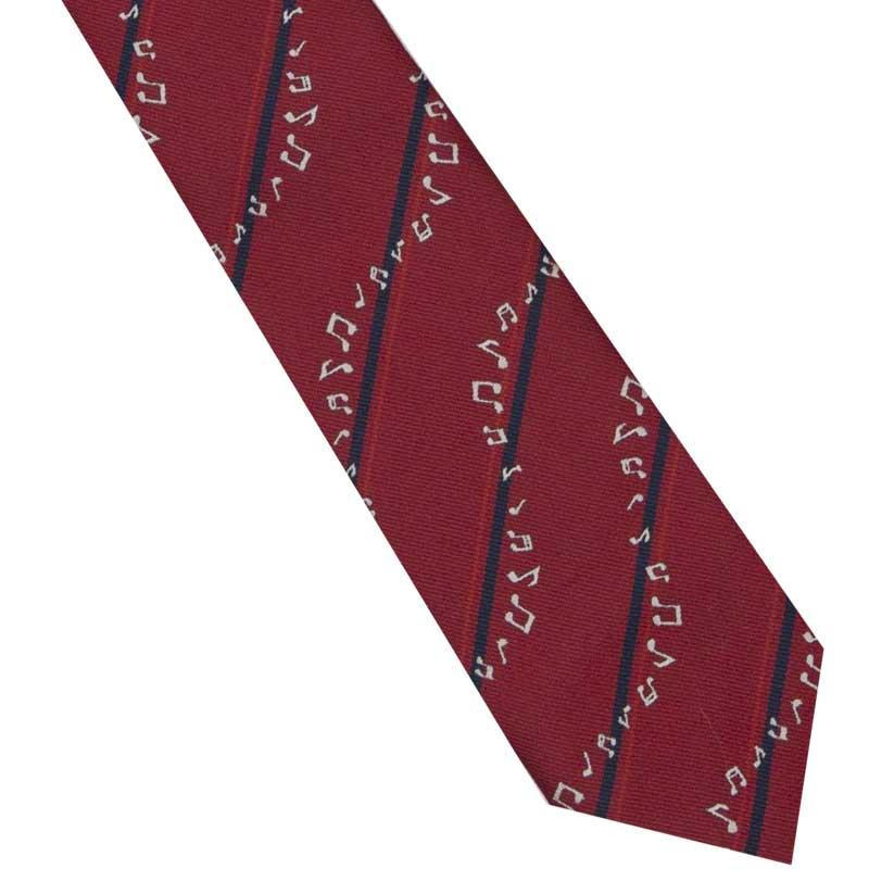 音符赤ネクタイ 若き情熱のリズム