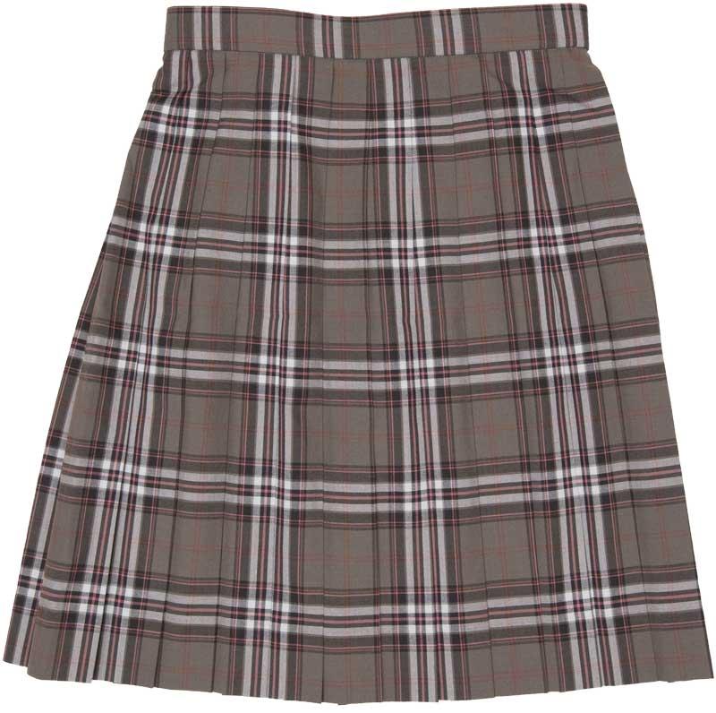 SKR201 サングリア ~ライトブラウン×ピンクサマースカート