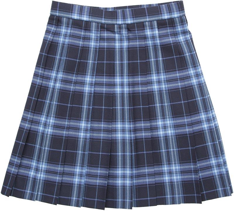 SKR316 スカーレットブルー ~ブルータータンサマースカート