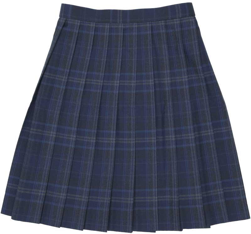 WKR413 すまっしゅ☆らぶ ~ダークグレー×紺スリーシーズンスカート