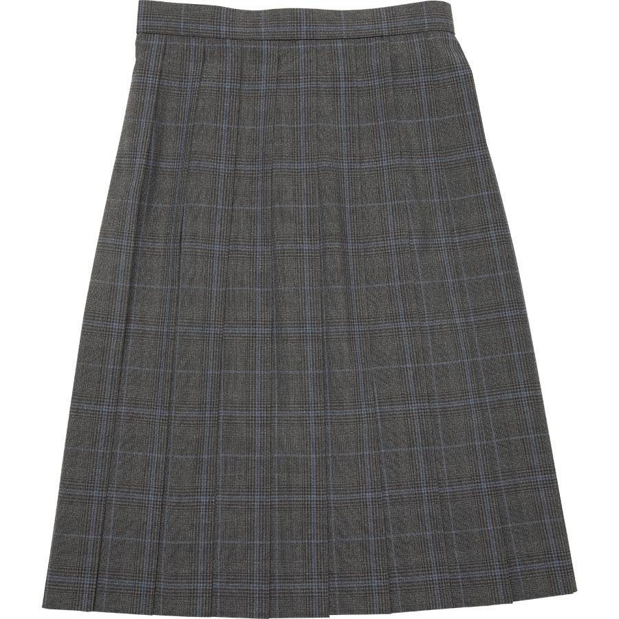 SKR443 窓際の木漏れ日 ~グレンチェックブルーサマースカート
