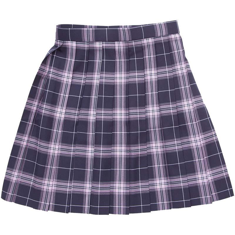 KR347 恋煩いと月明かり ~紺ピンクスカート