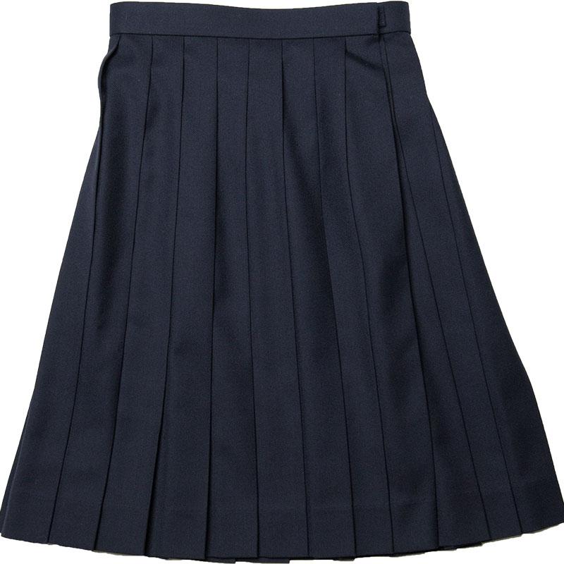 RSK-100W 紺無地スリーシーズンスカート(JAA)