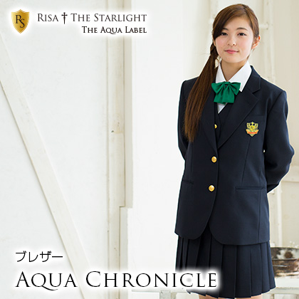 紺ブレザー、Aqua Chronicle